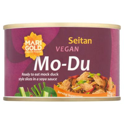 Marigold Mo-Du Vegan Braised Seitan Slices