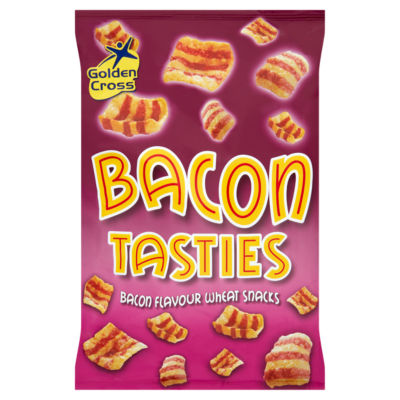Golden Cross Bacon Tasties