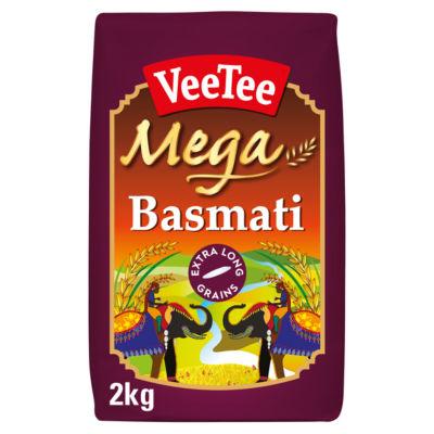 Veetee Mega Basmati Extra Long Premium Rice
