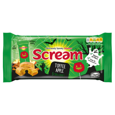 Soreen Scream Toffee Apple 5 Mini Loaves