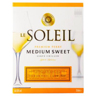 Le Soleil Premium Perry Medium Sweet
