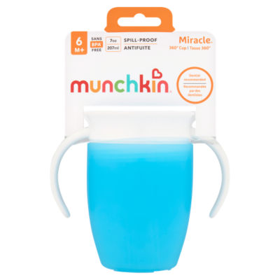 Munchkin Miracle 360 Trainer Cup 6+ Months