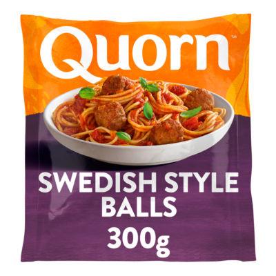 Quorn Meat Free Swedish Style Balls