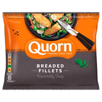 Quorn Meat Free Mini Breaded Fillets