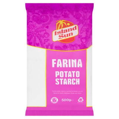 Island Sun Farina Potato Starch