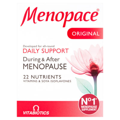 Vitabiotics Menopace Original Tablets