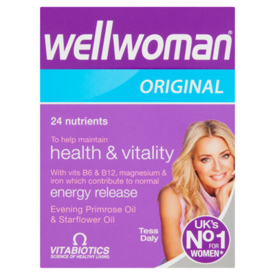 Vitabiotics Wellwoman