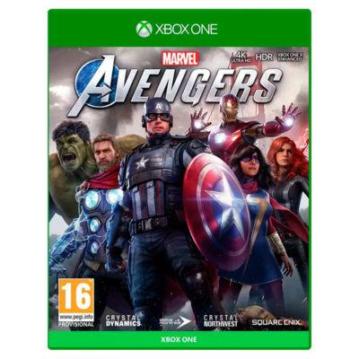 ASDA > Homeware Outdoors > Xbox One Marvel's Avengers