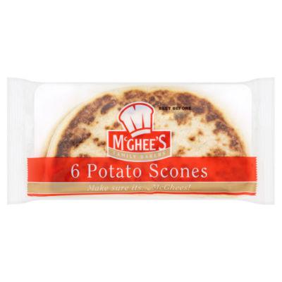 McGhee's Potato Scones