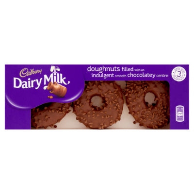 ASDA > Fresh Food > Cadbury Chocolate Donuts