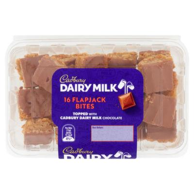 Cadbury Dairy Milk Flapjack Bites