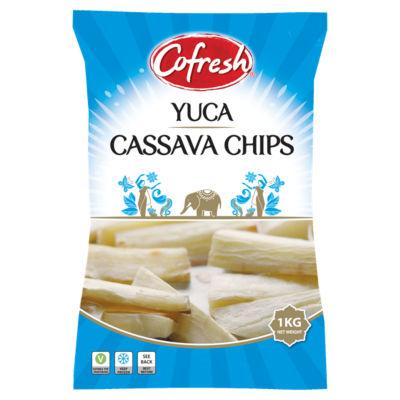 Cofresh Yuca Cassava Chips