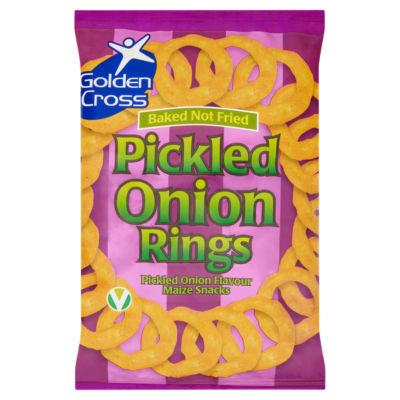 Golden Cross Pickled Onion Rings