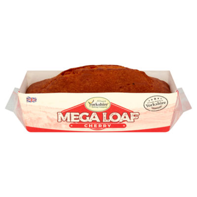 Yorkshire Baking Company Cherry Mega Loaf