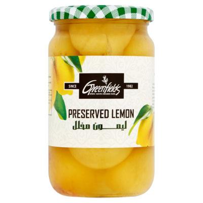 Greenfields Preserved Lemon 750g