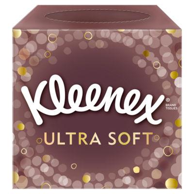 Kleenex Ultra Soft Cube Tissues 1 Pack