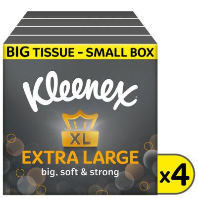 Kleenex Extra Large Compact Tissues