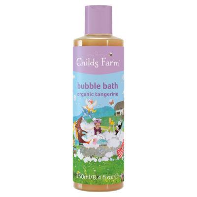 Childs Farm Bubble Bath Organic Tangerine