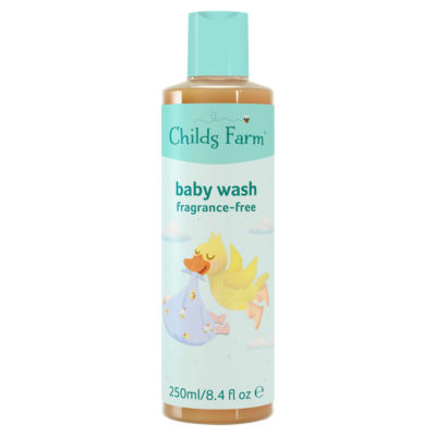 Childs Farm Baby Wash Fragrance Free