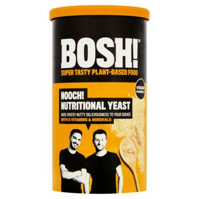 BOSH! Nutritional Yeast