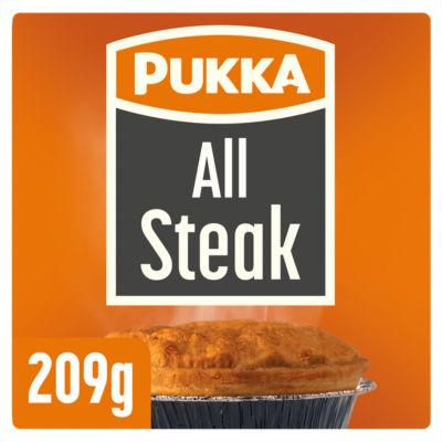 Pukka All Steak Pie