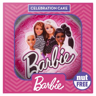 Barbie Celebration Cake