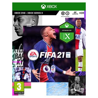 ASDA > Homeware Outdoors > Xbox FIFA 21