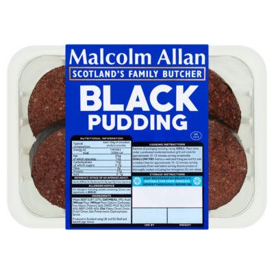 Malcolm Allan Black Pudding