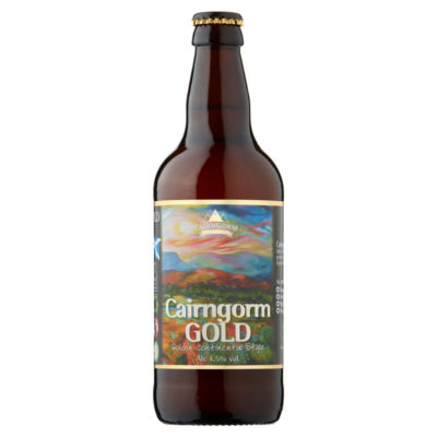 Cairngorm Brewery Cairngorm Gold Ale