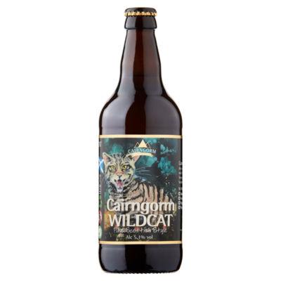 Cairngorm Brewery Wildcat Ale