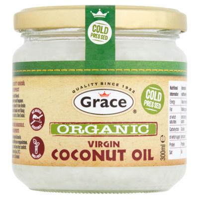 Grace Organic Virgin Coconut Oil