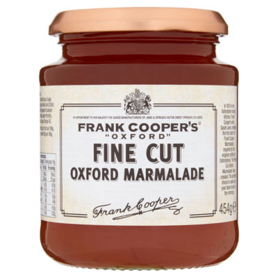 Frank Cooper's Oxford Fine Cut Oxford Marmalade