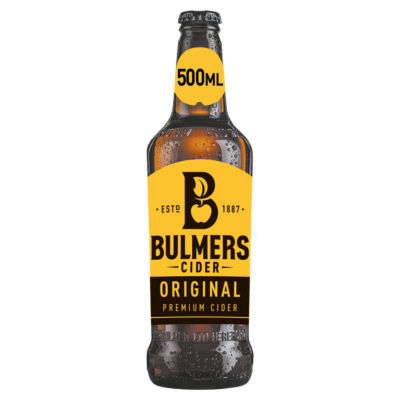 Bulmers Original Premium Cider Bottle