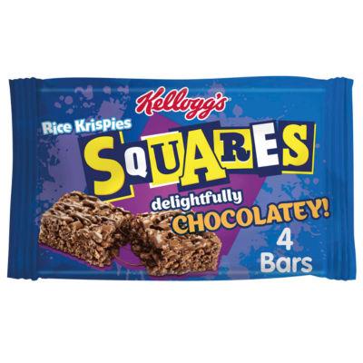 Kellogg's Rice Krispies Squares Chocolate Bar