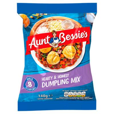 Aunt Bessie's Hearty Dumplings Mix