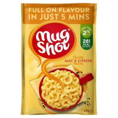 Mug Shot Macaroni Cheese