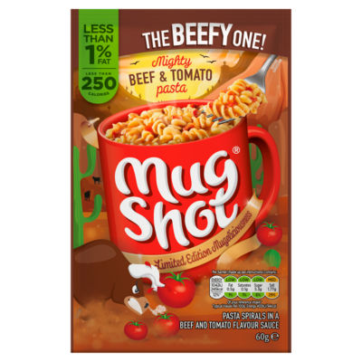 Mug Shot Limited Edition Mug Pasta
