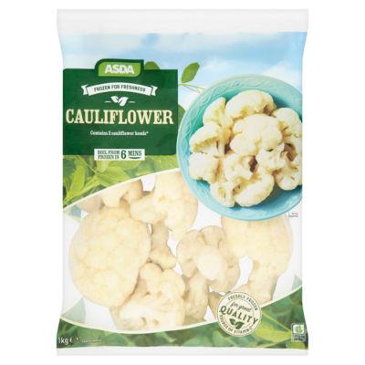 ASDA Frozen for Freshness Cauliflower Florets