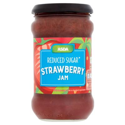 ASDA Reduced Sugar Strawberry Jam