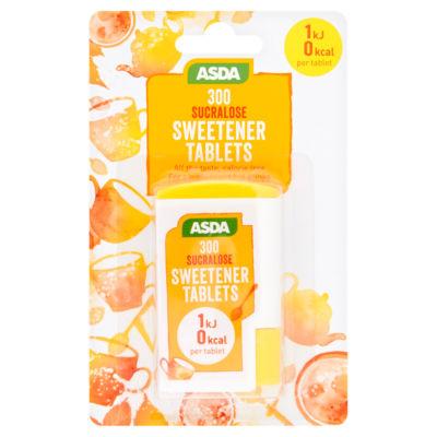 ASDA Low Calorie Sweetener Tablets