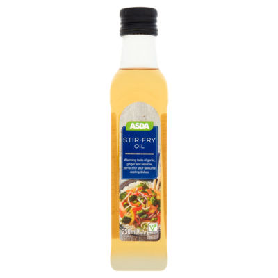 ASDA Chinese Stir-Fry Oil
