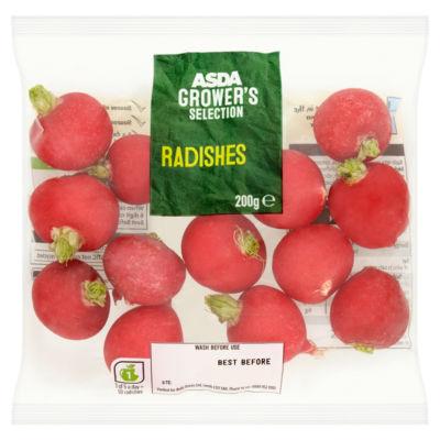 ASDA Grower's Selection Radishes