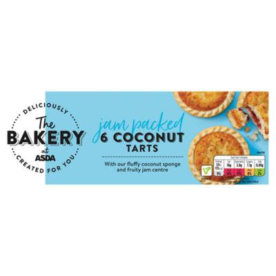 ASDA Coconut Tarts