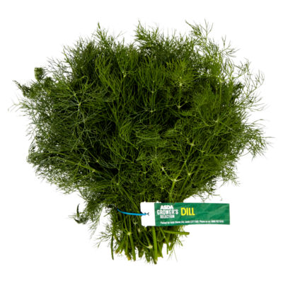 ASDA Grower's Selection Bunched Dill