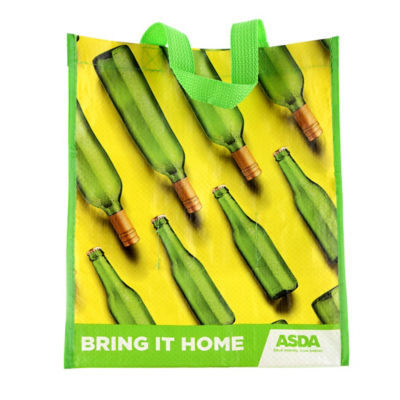 ASDA Wine Bottle Carrier (to fit 6 bottles, colour and style may vary)