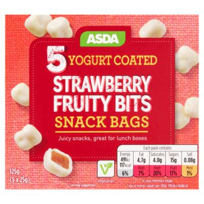 ASDA Strawberry Yogurt Pieces