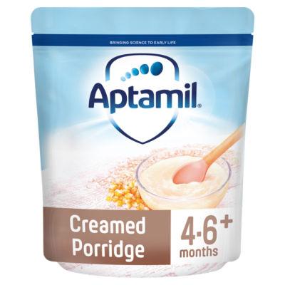 Aptamil Creamed Porridge Baby Cereal 4-6 Months