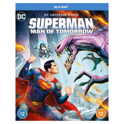 Blu-ray Superman: Man Of Tomorrow