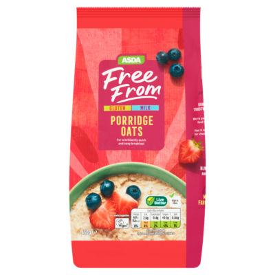 ASDA Free From Pure Porridge Oats
