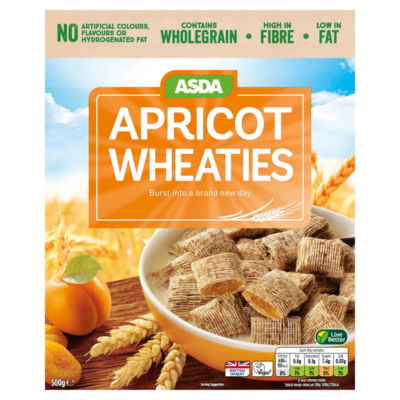 ASDA Apricot Wheaties Cereal
